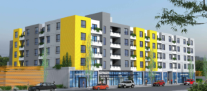 1228 West Manchester Avenue Rendering 1