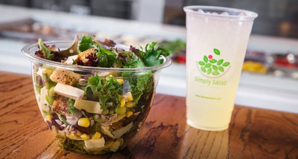 Simply Salad Continue to Grow with New Long Beach Location
