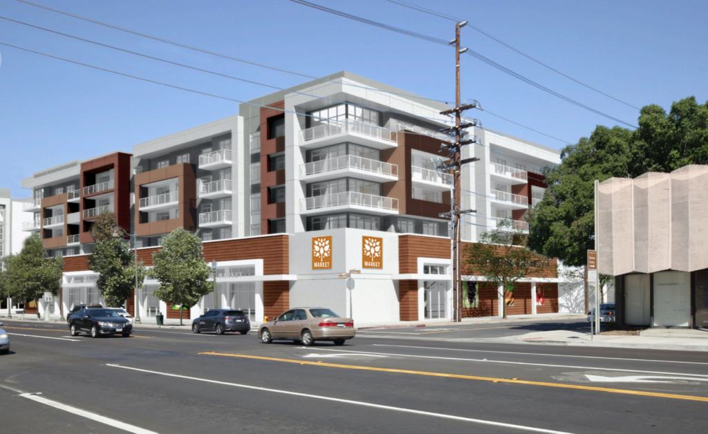 Pacific Square Rendering 1